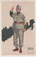 Feldweibel - Infanterie - Sign. Emil Huber       (P-115-70311) - Matériel