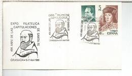 GRANADA 496 ANIV CAPITULACIONES DE SANTA FE COLON AMERICA - Dag Hammarskjöld
