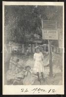 Photo Postcard / Foto / Photograph / Filles / Girls / 1912 / Unused - Photographie