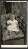 Photo Postcard / Foto / Photograph / Baby / Bébé / Photographer Swift Studios / Plymouth / England / 1935 - Photographie