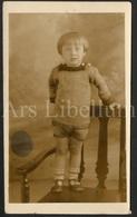 Photo Postcard / Foto / Photograph / Boy / Garçon / Photographer Jerome / England / 1928 - Photographie