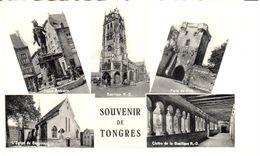 Tongres - Tongeren - CPA - Souvenir De Tongres - Tongeren