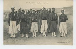 AFRIQUE - ALGERIE - MILITARIA - Tirailleurs Algériens - Mannen
