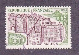 1793 France 1974 Oblitéré  Salers 15 Cantal - Gebraucht