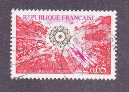 1803 France 1974 Oblitéré  Surrégénérateur Phénix - Gebraucht