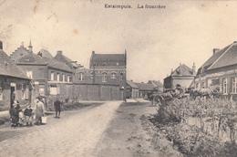 Estaimpuis  La Frontière Carte Animée (état Voir Scan.) - Estaimpuis