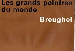 LES GRANDS PEINTRES DU MONDE  BREUGHEL  COFFRET DE 6 PLANCHES 1960  -  HARRYN N ABRAMS NEW YORK  S P A D E M PARIS - Art