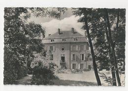 54 EULMONT - Hostellerie Du Chateau Vue Du Parc - Cpsm Meurthe Et Moselle - Autres Communes