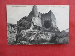 France > [84] Vaucluse  Ruins -- Ref 2867 - France