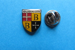 Pin's, Ville, Blason, BUBIKON, Suisse - Cities