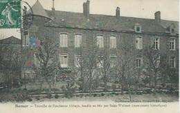 Samer - Tourelle De L'ancienne Abbaye, Fondée En 661 Par Saint Wulmar - Samer