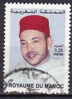 Marocco, 2006 - 3,25d King Mohammed VI - Nr.1020 Usato° - Marocco (1956-...)