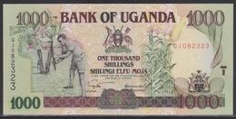 Uganda 1000 Shillings 2003 UNC - Uganda
