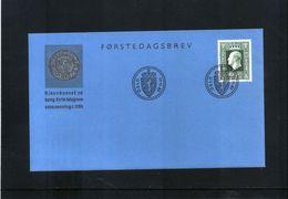 Norway 1983 Michel 893 FDC - Briefe U. Dokumente