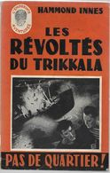 Les Révoltés Du Trikkala - L'empreinte Aventures N°4 - Aventure