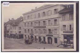 DISTRICT DE PAYERNE - PAYERNE - HOTEL DE L'OURS - AUTOMOBILE - TB - VD Vaud
