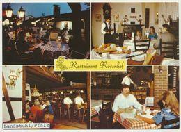 AK  Landstuhl Pfalz Restaurant Rosenhof - Landstuhl