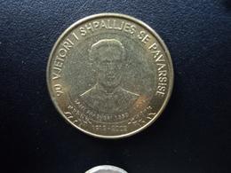 ALBANIE : 50 LEKE  2002  KM 88  Non Circulé - Albania