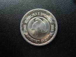 ALBANIE : 50 LEKE  2003  KM 86  Non Circulé - Albanie