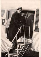 Aviateur Michel Détroyat Part Pour Berlin - 1938 - Aviation