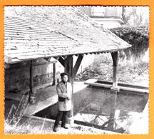 EGLY PRES D' ARPAJON 1961  PHOTOGRAPHIE ORIGINALE PHOTO FORMAT 12 X 14 C M - Lieux
