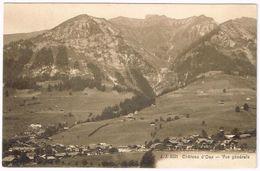 CHATEAU D'OEX VD 1914 - VD Vaud