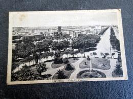 CPA - LIVORNO - Viale G. Carducci - 1931 - Livorno
