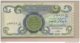 Iraq - Banconota Non Circolata Da 1 Dinaro P-69a.2 - 1980 - Iraq