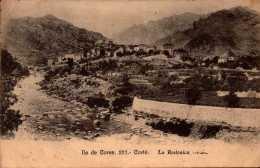 Corse   - Corté -  La Restonica -  SC71-7  - R/V - France