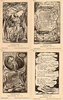 Tableau Peintre B - William Blake Poete X 18 Cartes - Peintures & Tableaux