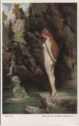 NYMPHE / NYMPH / AQUARIUS / FAIRY TALE 1910 - Contes, Fables & Légendes