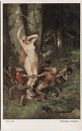 NYMPHE / NYMPH / DWARF / FAIRY TALE 1910 - Contes, Fables & Légendes