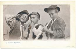 NAPOLI - Costumi Napolitani - Enfants - Napoli