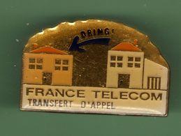 FRANCE TELECOM *** TRANSFERT D'APPEL DRING *** A033 - France Telecom