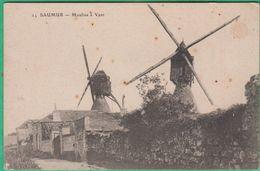 49 - Saumur - Moulins à Vent - Editeur: ? N°15 - Saumur