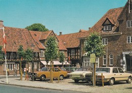 Postcard Ribe Hotel Dagmar [ Esbjerg Jutland ] Denmark My Ref  B22374 - Denmark