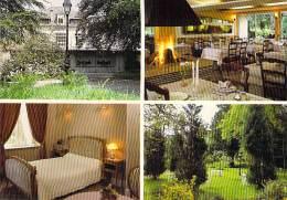 """88 - LE VAL D'AJOL : Hotel Restaurant """" LA RESIDENCE """" Rue Des Mousses - CPM Grand Format - Vosges - France"""
