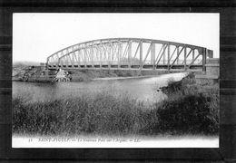 Saint-Aygulf - Le Nouveau Pont Sur L'argens - Saint-Aygulf