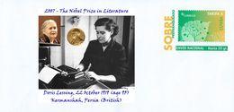 SPAIN, Nobel Prizes - 2007, The Nobel Prize In Literature - Doris Lessing, 22 October 1919 (age 93) Kermanshah, Persia ( - Nobelpreisträger