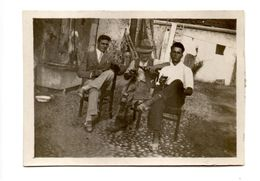 Fossano Un Bicchier Di Vino Anni '30 - Sonstige