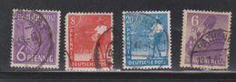 GERMANY Scott # 558-9, 564 Used - Germany