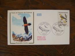 FDC1984 - YT N°2337 - Faune Et Fleurs De France / Rapaces - 1980-1989