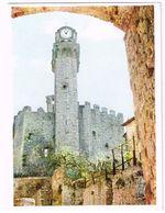 V2244 Lucca - Il Castello Di Nozzano - Chateau Castle Schloss Castillo / Non Viaggiata - Lucca