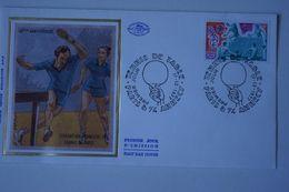 La France Championne Du Monde En Double: 1977 - Tennis De Table