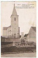 PONT DE PLANCHES  L EGLISE ET LE MONUMENT AUX MORTS DE 1914 1918  *****        A   SAISIR   **** - Autres Communes