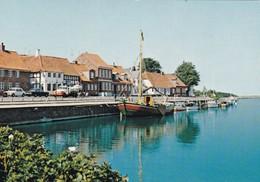 Postcard The Museum Evert Johanne Dan Skibbroen Ribe  [ Esbjerg Jutland ] Denmark My Ref  B22378 - Denmark