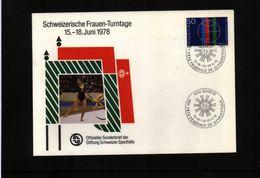 Switzerland / Schweiz 1978 Women Gymnastics Days - Gymnastik