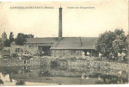 Saint Andeol Le Chateau Usine De Chapellerie - France