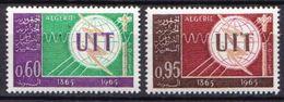 Algeria MNH Pair - Algeria (1962-...)