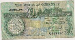 GUERNESEY 1 LIVRE - Guernsey